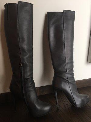 Barbara Bui High Heel Boots dark grey
