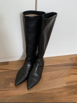 Högl Stretch Boots black leather