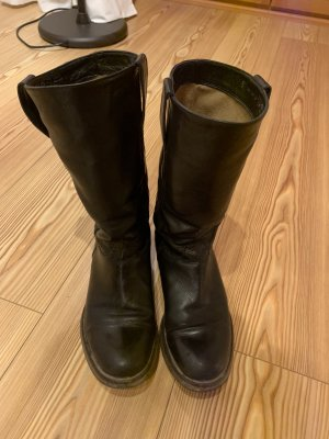 Kennel und Schmenger Short Boots black leather
