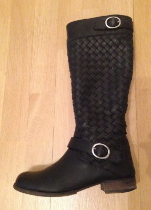Liebeskind Jackboots black leather