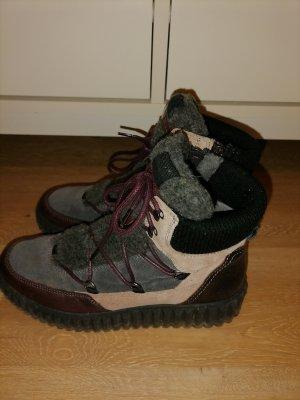 Marco Polo Bottes d'hiver gris