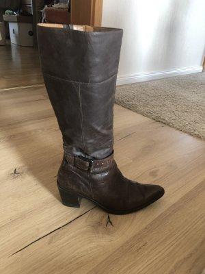 Paul Green Boots western brun noir