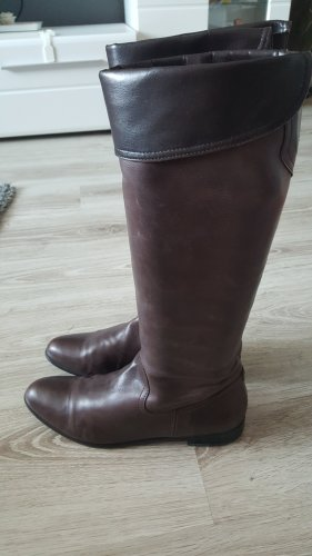 Ralph Harrison Slouch Boots brown