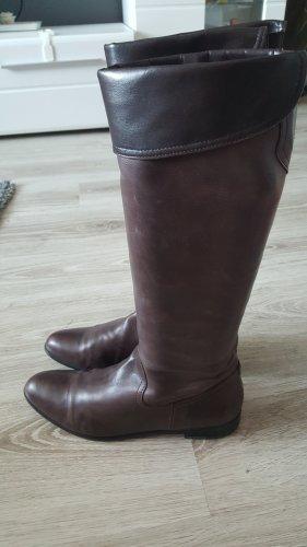 Ralph Harrison Bottes plissées brun