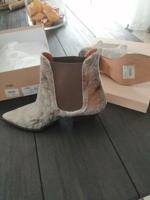 Ras Heel Boots light brown
