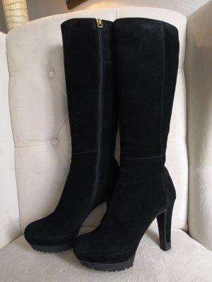 Stiefel von Sergio Rossi in schwarz
