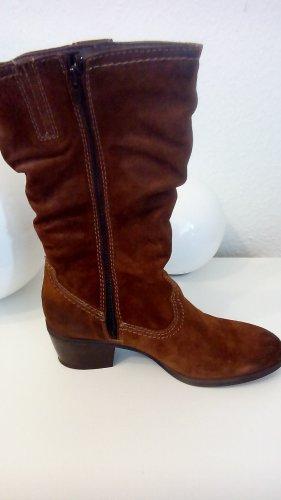 Stiefel von Tamaris, echtes Leder