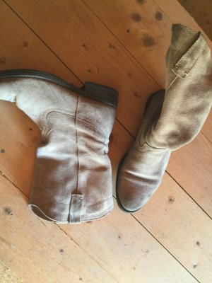 Tamaris Boots western chameau