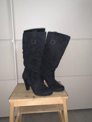 Stiefel Zara 39 blau