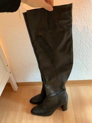 Stiefel Zara Blogger