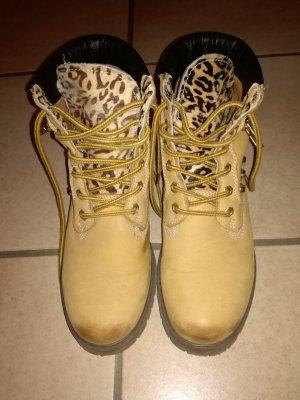 Stiefelchen Bronx 39