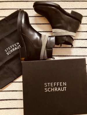 Steffen Schraut Chelsea Boots multicolored leather