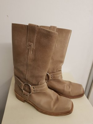 Marc Cain Western Booties sand brown