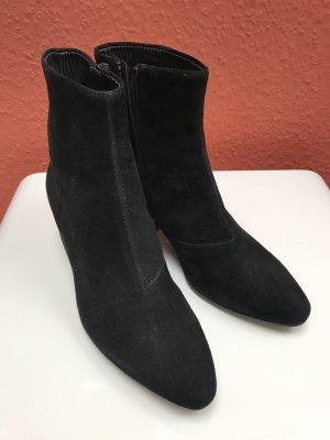 Vagabond Low boot noir cuir