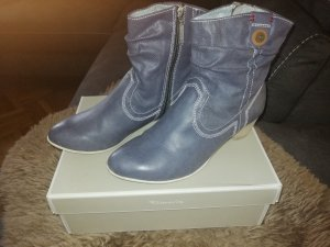 s.Oliver Boots western bleuet