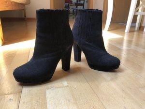 Hennes Platform Booties black