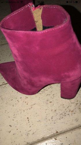 Stiefelette pink Gr. 36 NEU