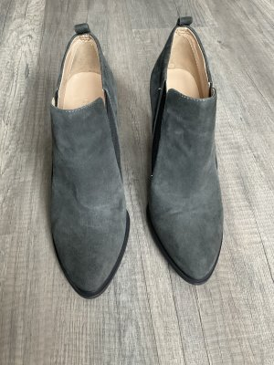 Calvin Klein Stivaletto cut out cachi