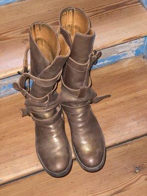 Fiorentini & baker Winter Booties bronze-colored