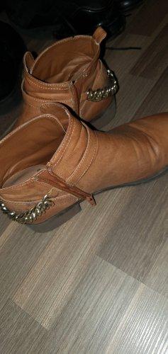 100% Fashion Winter boots bruin