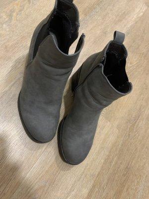 Graceland Stivaletto grigio-nero