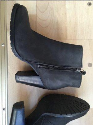 Mango Winter boots zwart