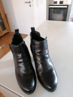 Bottines à enfiler noir
