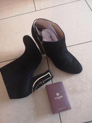 Aigner Ankle Boots black