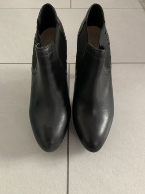 5th Avenue Bottines à enfiler noir