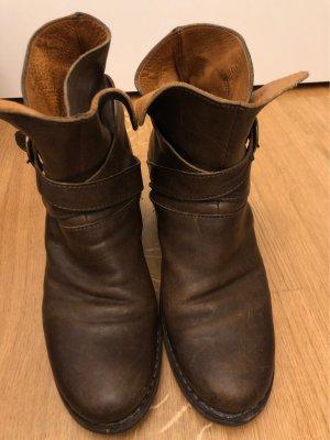 Fiorentini & baker Botas deslizantes marrón