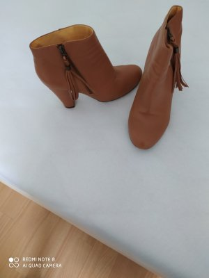 Buffalo Ankle Boots light brown