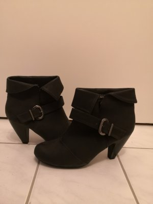 Bon Prix Slip-on Booties black