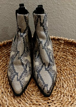 stiefeletten Animal print