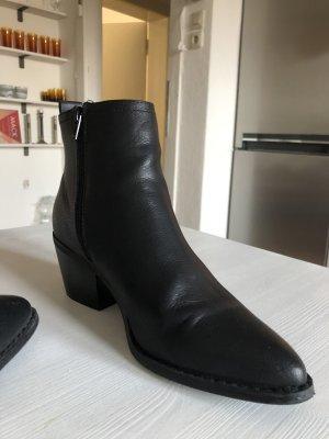 Even & Odd Low boot noir