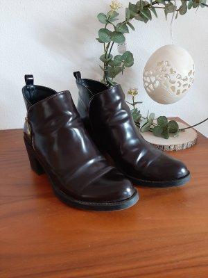 Stiefeletten Ankle Boots Zara Gr. 39