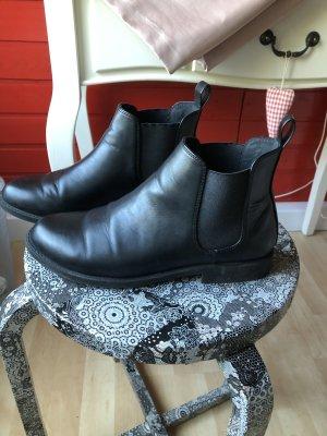H&M Chelsea Boot noir