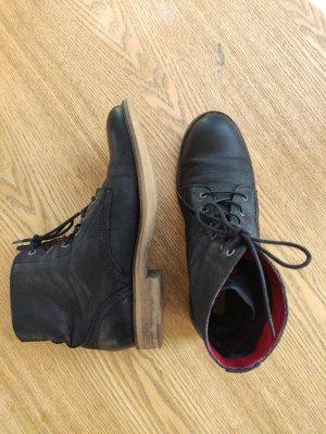 Buffalo Chelsea laarzen zwart
