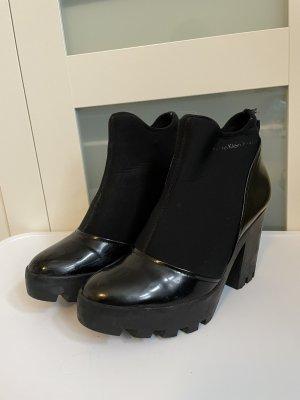 Stiefeletten Boots Schwarz Calvin Klein