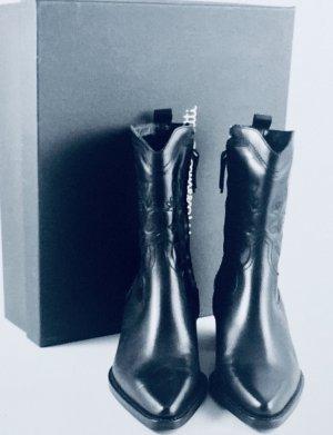 Stiefeletten, Boots, Westernstiefel, Cowboystiefel