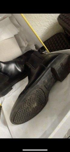 Busse Chelsea Boots black