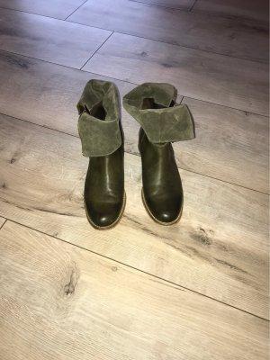 VAN DER LAAN, BRAUN, BALLERINA   Wohnen & Leben   Schuhe