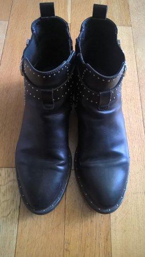 Stiefeletten - Chelsea Boots von Star Collection in Gr. 37