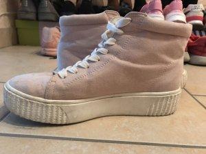 Tally Weijl Stivaletto rosa pallido