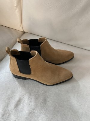 Another A Chelsea Boots camel-light brown leather