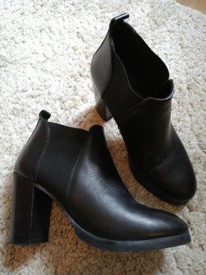 COS Slip-on laarzen zwart