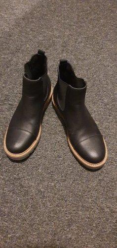 Graceland Botas deslizantes negro
