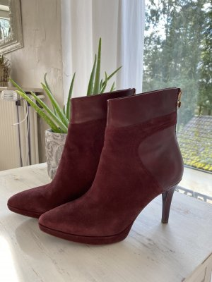 Stiefeletten Heart & Sole High Heels mit Herz
