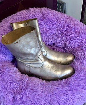 Stiefeletten Htc Hollywood Trading Company Silber 37