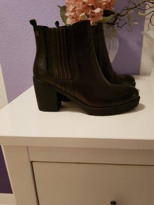 Carmela Low boot noir
