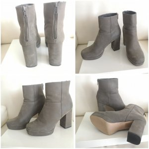Nelly Winter Booties grey